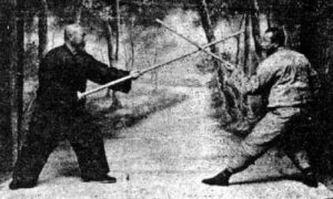 Why Study Tai Chi Weapons