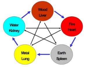 Five Elements Theory