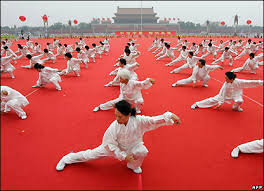 tai chi long form