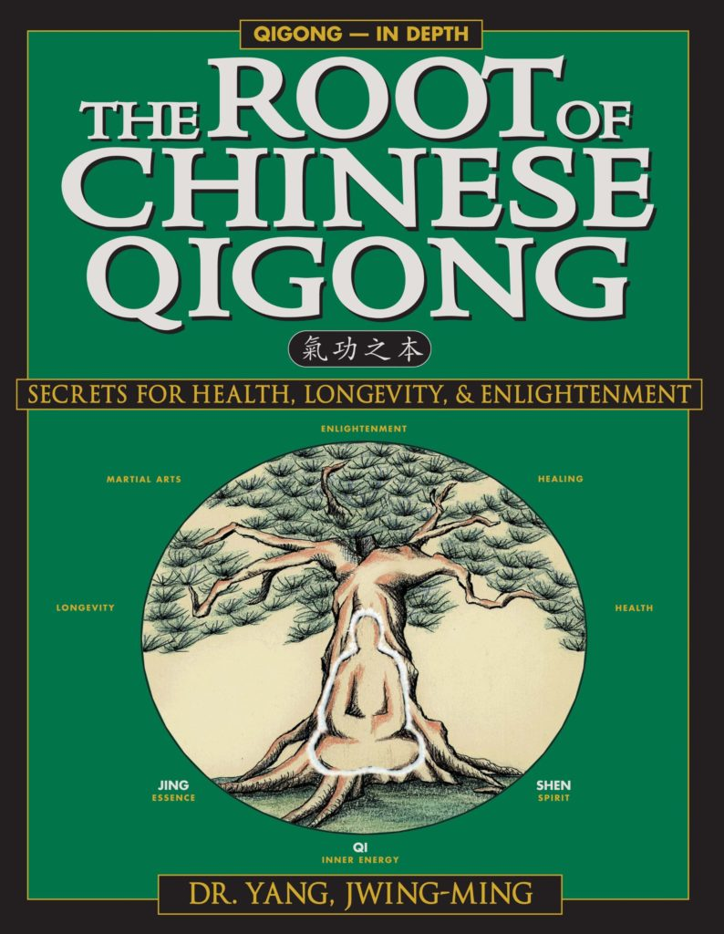 root of chinese qi gong book