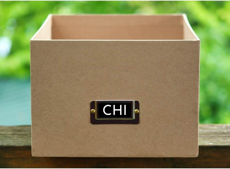 out of the box chi experiment