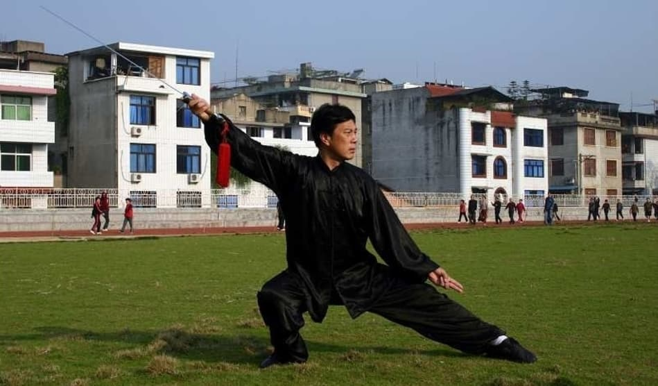 Image result for tai chi straight sword